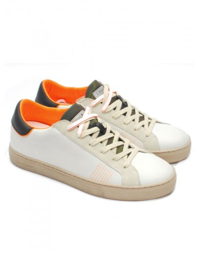CRIME LONDON SNEAKER LOW TOP ESSENTIAL 11518