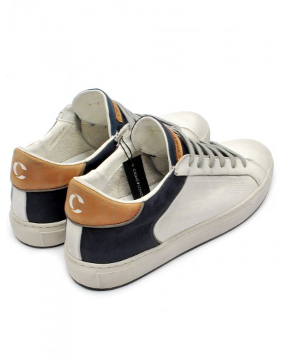 CRIME LONDON SNEAKER LOW TOP ESSENTIAL 11595