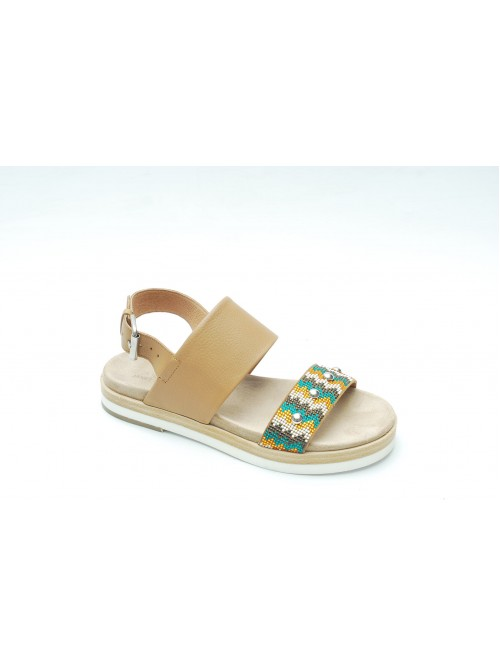 JANET SPORT 39828 CUOIO